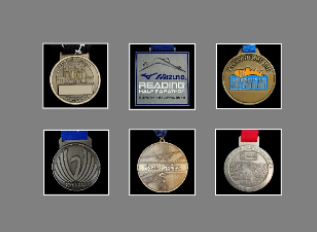 Medals mount design - S12