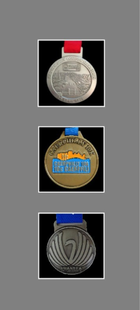 Medals mount design - S13