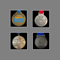 Medals mount design - S14