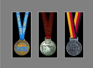 Medals mount design - S15